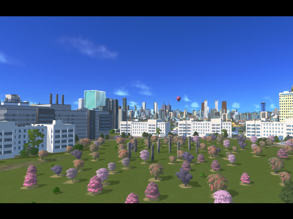 Cities_Skylines 画像集